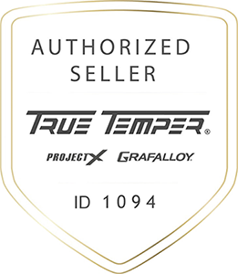 Authorized Seller - True Temper - Project X - Grafalloy